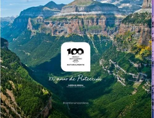 Comunicanza realizará la campaña de comunicación del Centenario del Parque Nacional Ordesa y Monte Perdido