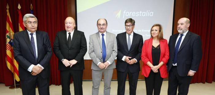 Forestalia proyecta 3.000 MW de energías renovables en la provincia de Teruel